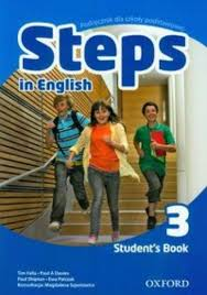 OXFORD Steps in English 3 Students Book