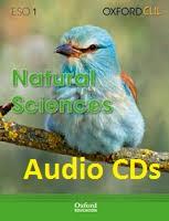 Natural Sciences - OXFORD CLIL ESO1 Audio CDs