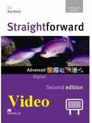 Straightforward 2nd Edition Advanced DVD Video