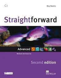 Straightforward 2nd Edition Advanced Workbook