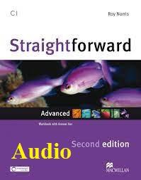 Straightforward 2nd Edition Advanced Workbook Audio CDs