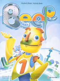 Beep 1 Student Book with Activity Book