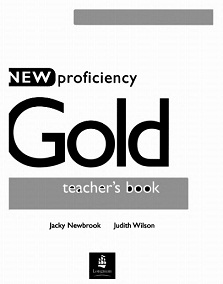 New Proficiency Gold Teacher Book