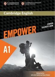 Empower A1 Starter Teacher Book