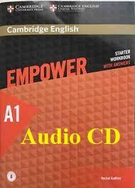 Empower A1 Starter Workbook Audio CDs
