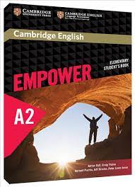 Empower A2 Elementary Student Book