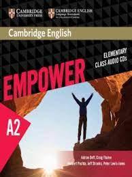 Empower A2 Elementary Class Audio CDs