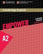 Empower A2 Elementary Workbook