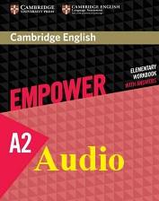 Empower A2 Elementary Workbook Audio CDs