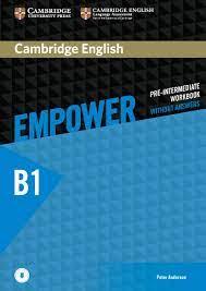 Empower B1 Pre-Intermediate Workbook