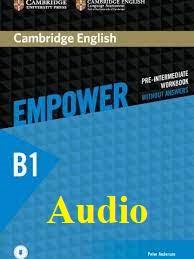 Empower B1 Pre-Intermediate Workbook Audio CDs