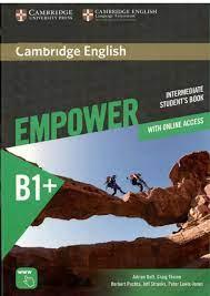 Empower B1 Plus Intermediate Student Book