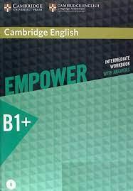 Empower B1 Plus Intermediate Workbook