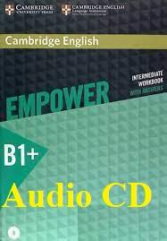 Empower B1 Plus Intermediate Workbook Audio CDs