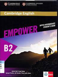 Empower B2 Upper-Intermediate Student Book