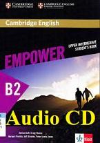 Empower B2 Upper-Intermediate Class Audio CDs