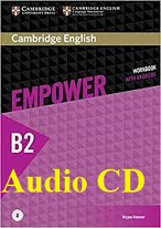 Empower B2 Upper-Intermediate Workbook Audio CDs
