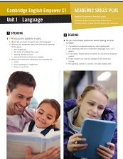 Empower C1 Advanced Academic Skills Worksheets with Audio