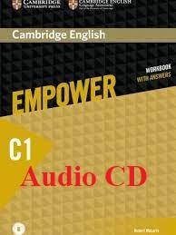 Empower C1 Advanced Workbook Audio CDs