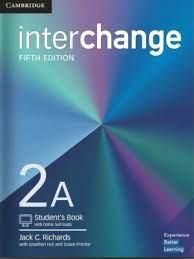 Cambridge Interchange 5th Edition 2A Student Book