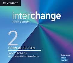 Cambridge Interchange 5th Edition 2 Class Audio CDs