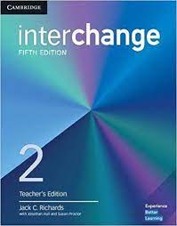Cambridge Interchange 5th Edition 2 Teacher Book