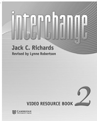 Cambridge Interchange 5th Edition 2 Video Resource Book