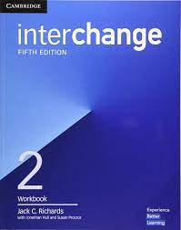 Cambridge Interchange 5th Edition 2 Workbook