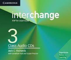 Cambridge Interchange 5th Edition 3 Class Audio CDs