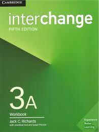 Cambridge Interchange 5th Edition 3A Workbook