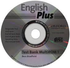 OXFORD English Plus 1 Test Bank MultiRom