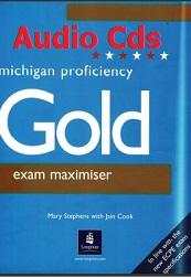 Proficiency Gold Michigan ECPE Exam Maximiser Class Audio CDs