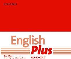 OXFORD English Plus 2 Class Audio CDs