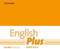 OXFORD English Plus 4 Class Audio CDs
