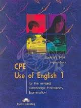 CPE Use of English 1 Student Book - Virginia Evans