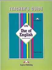 CPE Use of English Examination Practice Teacher Book