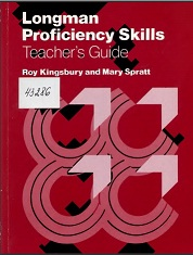 Longman Proficiency Skills Teacher Guide Book