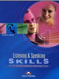 Listening And Speaking Skills 1 For the Revised CPE Student Book
