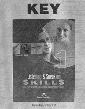 Listening And Speaking Skills 1 For the Revised CPE Student Book Keys