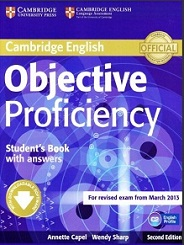 Cambridge Objective Proficiency Student Book with Answer 2nd Edition