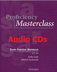 Proficiency Masterclass Exam Practice Workbook Class Audio CDs