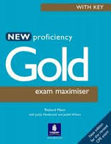 New Proficiency Gold Exam Maximiser with Keys and CD