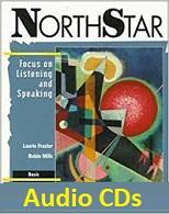 NorthStar Focus on Listening and Speaking Basic Audio CDs