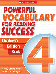 Powerful Vocabulary for Reading Success Students Edition Grade 4