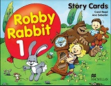 Robby Rabbit 1 Story Cards