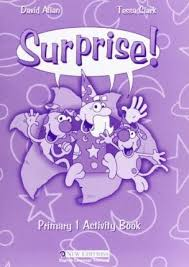 Surprise! Primary 1 Activity Book