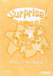 Surprise! Primary 2 Activity Book