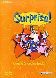 Surprise! Primary 2 Course Book