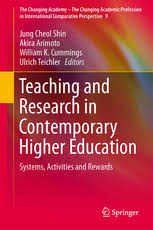 Teaching and Research in Contemporary Higher Education - Systems Activities and Rewards