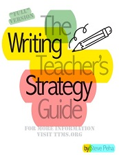 The Writing Teachers Strategy Guide by Steve Peha